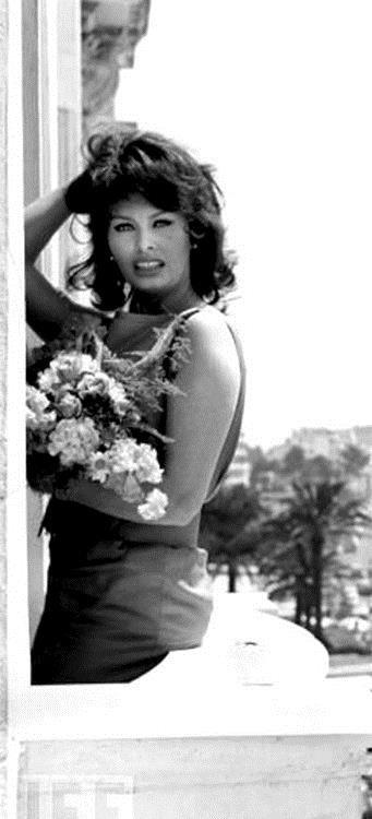 Sophia Loren : Entretemps, en 1960