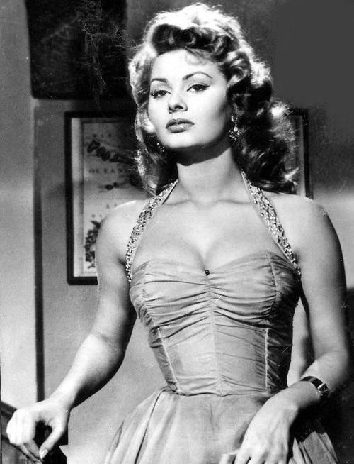 Sophia Loren : C'est sans doute le succès de La Ciociara