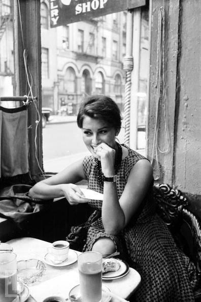 Sophia Loren : 1958