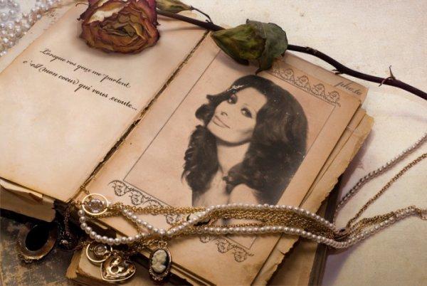 Sophia Loren : Montage