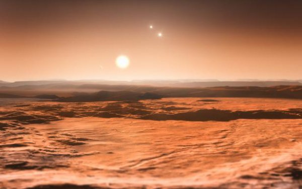 Trois «super-Terres» habitables