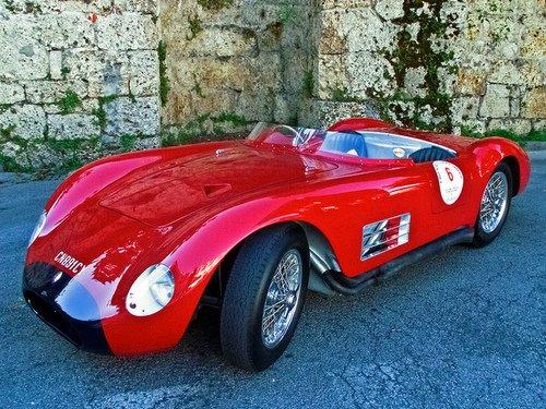 Maserati 150 Sport par Umberto Buoro Photographie