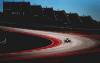 F1 au crépuscule