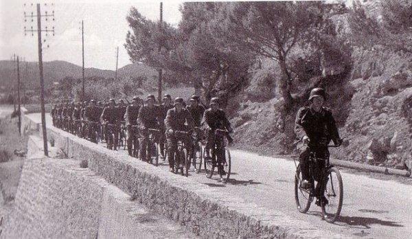 Tour de France : La Seconde Guerre mondiale