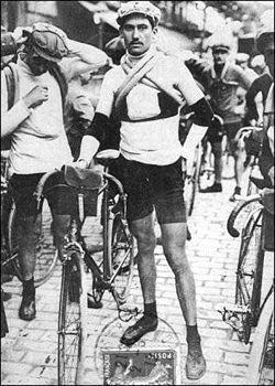 Tour de France : Henri Pélissier
