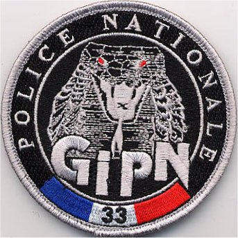 GIPN : Groupe d'intervention de la police nationale