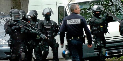 GIPN : Groupe d'intervention de la police nationale