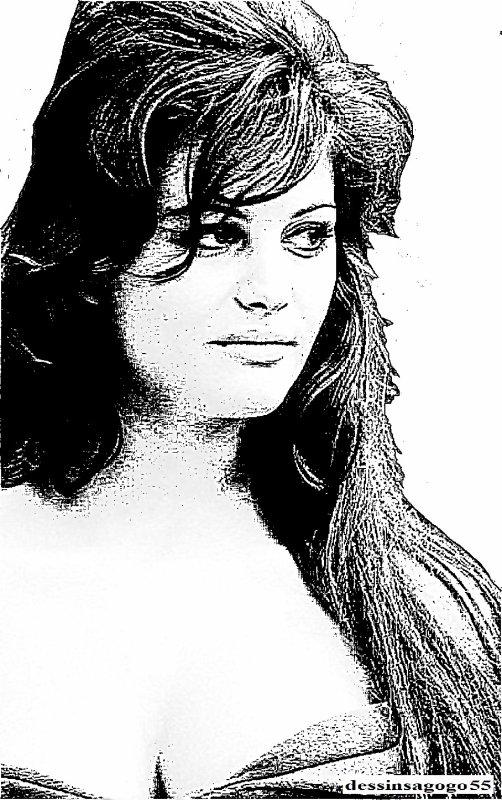 Claudia Cardinale : dessinsagogo55