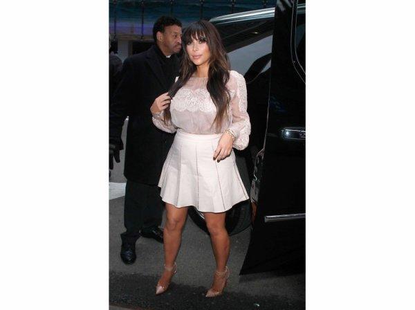 Kim Kardashian : Le pire