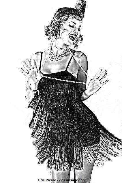 Robe : dessinsagogo55