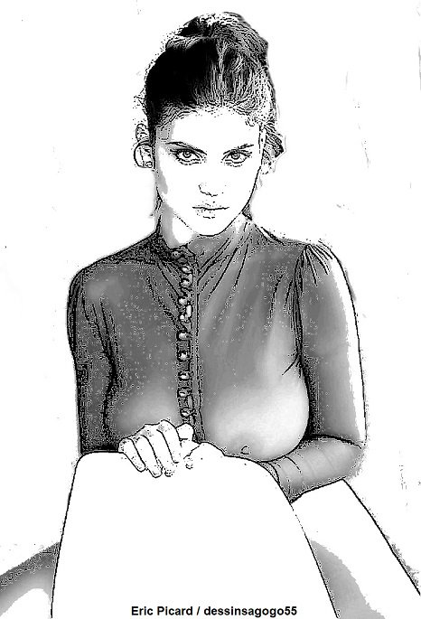 Poitrine : dessinsagogo55