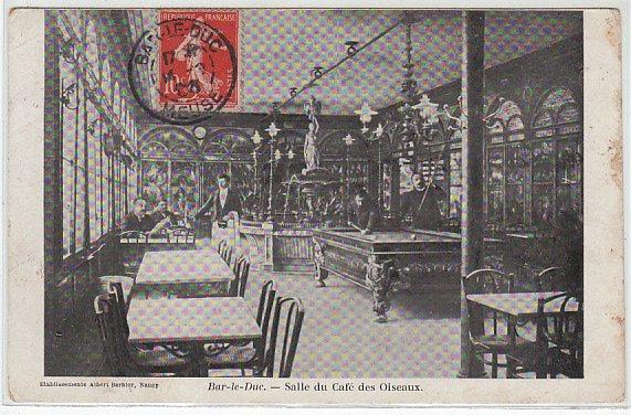 Bar-le-Duc : Rue Rousseau