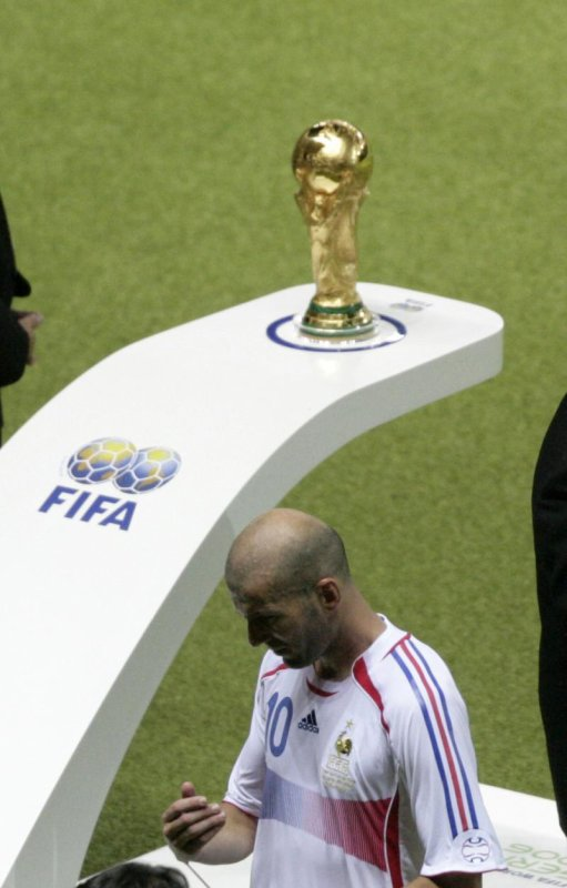 Zinédine Zidane : 2005