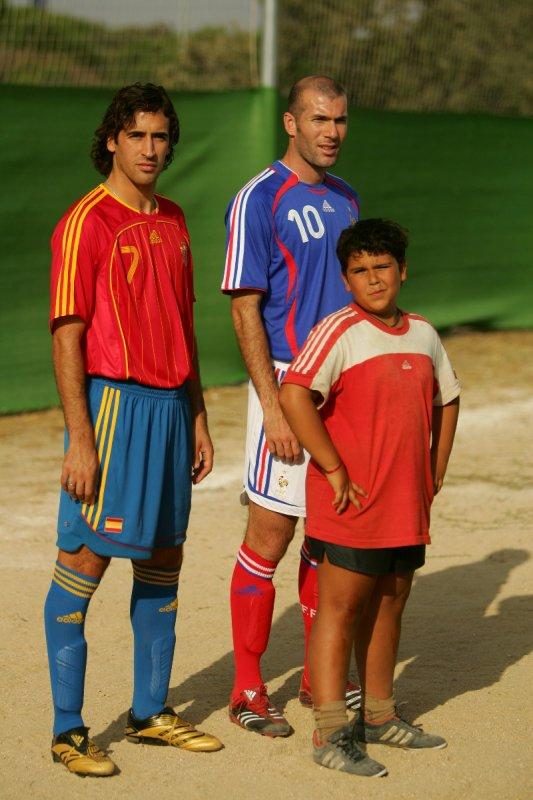 Zinédine Zidane : Jeunesse marseillaise