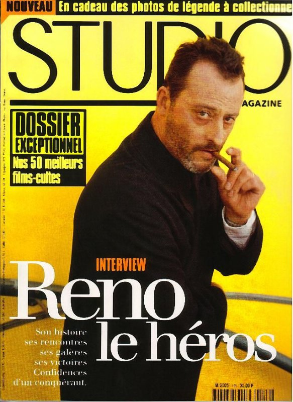 Jean Reno : Et autres.........