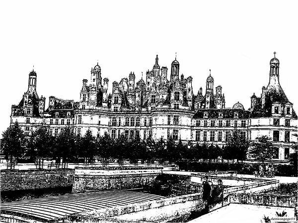 Château de Chambort : Résumé