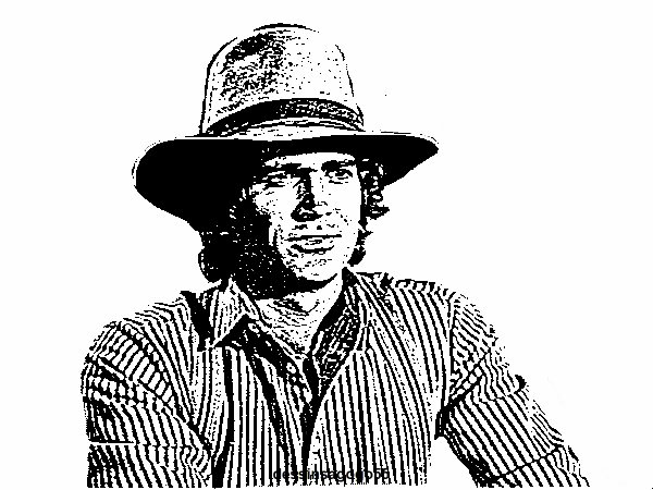 Michael Landon : dessinsagogo55
