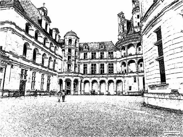 Château de Chambort : Étymologie et géographie