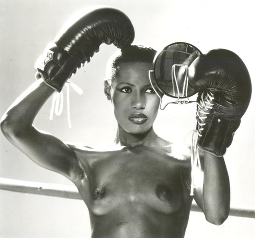 Grace Jones : Citations