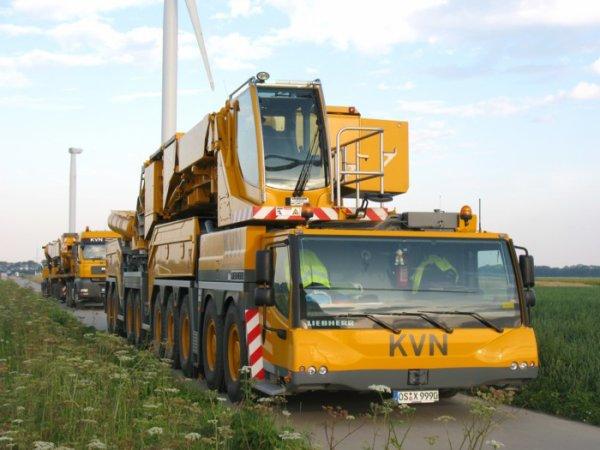 La Liebherr LTM 11200-9.1