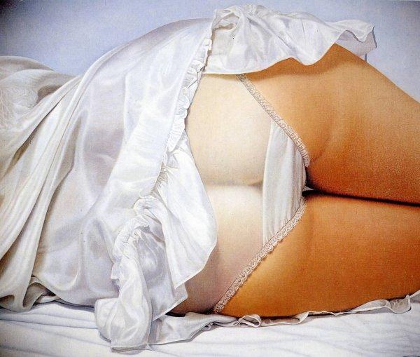 John Kacere : Marisa 1980 (Peintre)