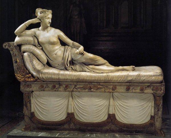 Antonio Canova : Vénus Victrix