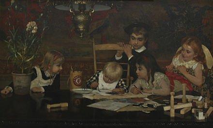 """Jan Verhas : """" De Meesterschilder """""""