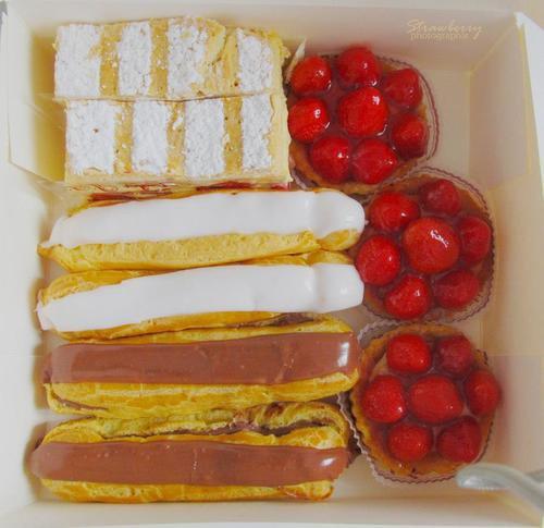 Tradition gâteau du dimanche , vous aussi ?