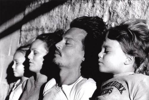 Vanessa Paradis et Johnny depp ... la belle époque