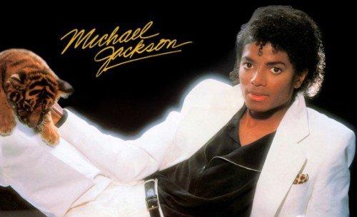"""Album musique les plus vendus au monde : Mickaël Jackson """" Thriller """""""