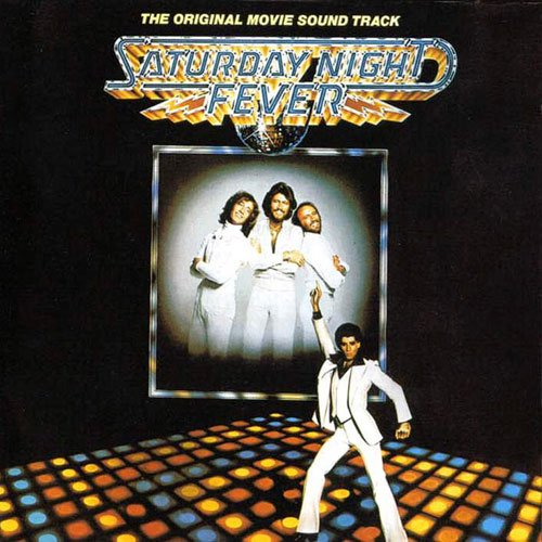 "Album musique les plus vendus au monde : Bee Gees "" Saturday Night Fever """