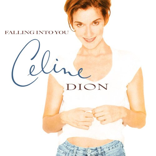 """Céline Dion """" Falling into you """" : Album musique les plus vendus au monde"""