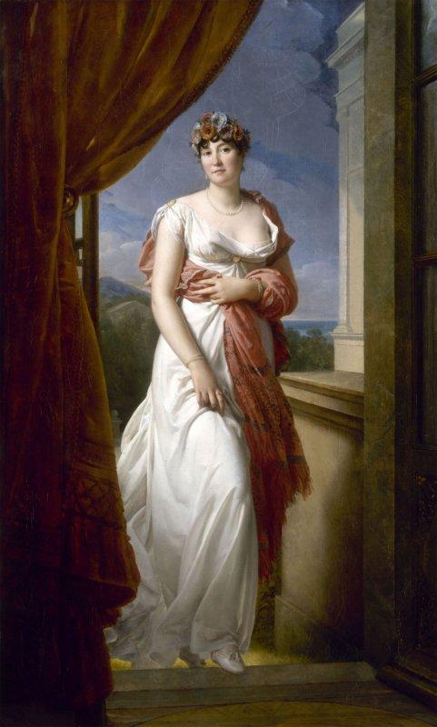 Thérésa Cabarrus, Thérésia Cabarrus ou Madame Tallien