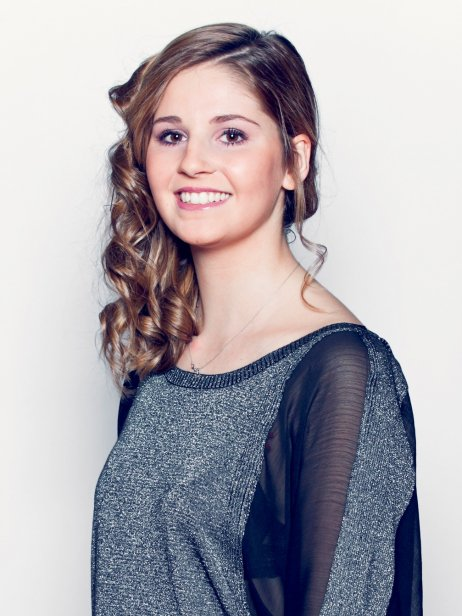 Charline Keck : Election Miss France 2014 , Miss Lorraine
