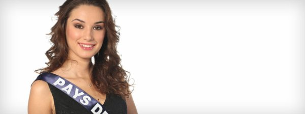 Marie Plessis : Election Miss France 2014 , Miss Pays de Loire