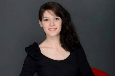 Laura Pierre : Election Miss France 2014 , Miss Poitou-Charentes