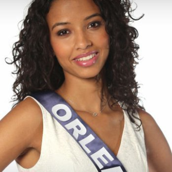Flora Coquerel : Election Miss France 2014 , Miss Orléanais