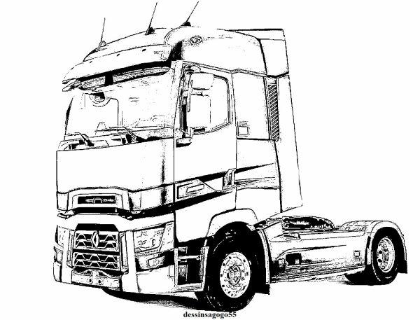 Renault Trucks gamme T