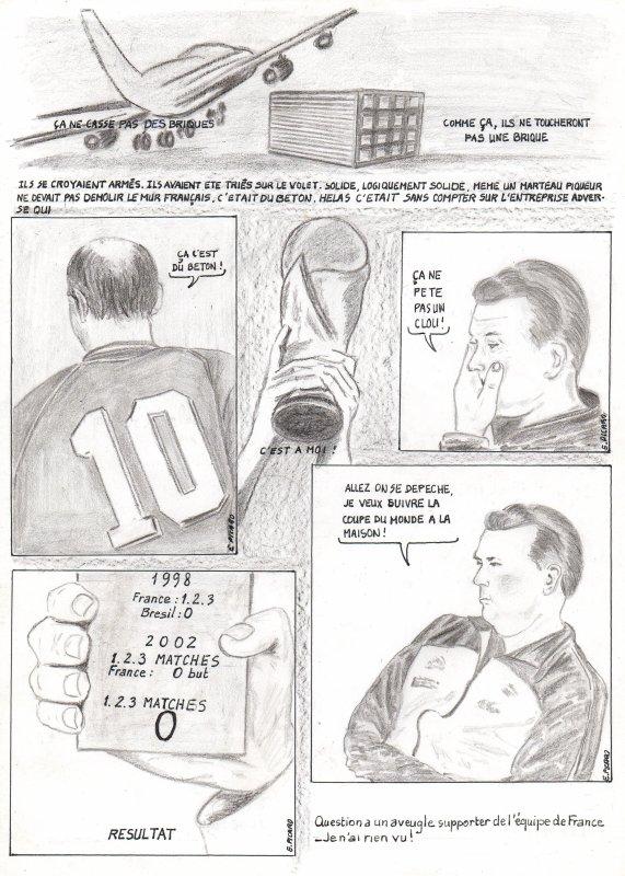 Z Magazine : Coupe du monde 2002