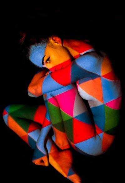 Nelly Briet : De porter des couleurs