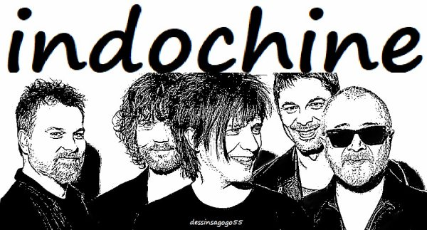 Indochine (groupe)