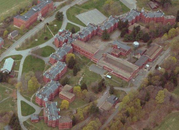 Hôpital de l'Etat du Massachussets, Danvers (1878-1992)