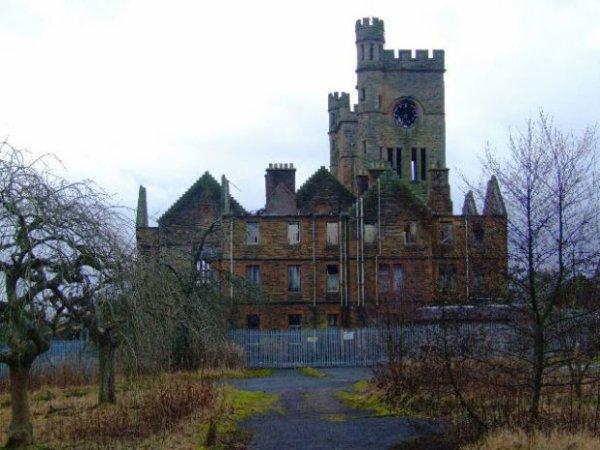 Hôpital de Harwood, Ecosse (1880-1998)