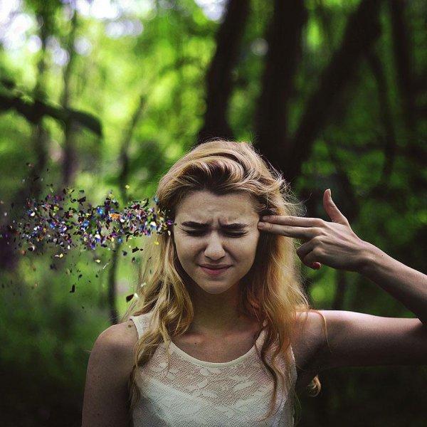 Rachel Baran est une jeune photographe