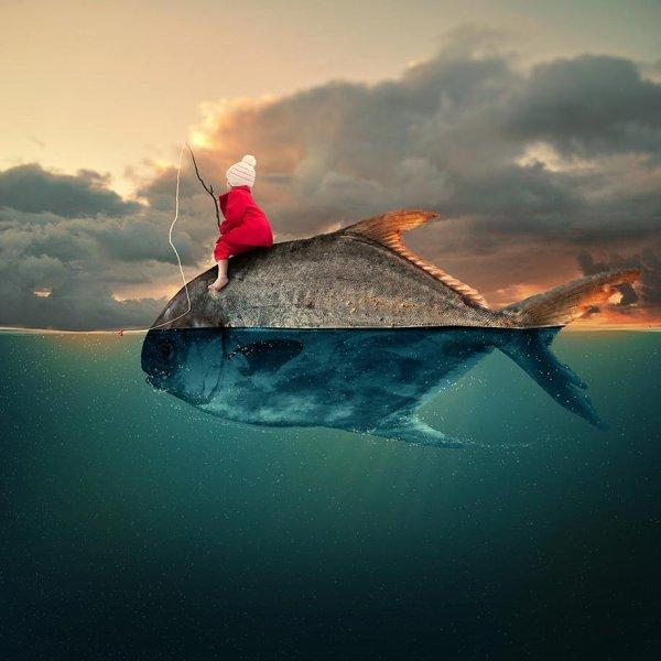 Caras Ionut , artiste et photographe numérique roumain