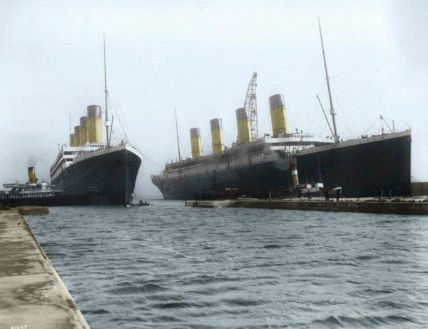 Anton Logvynenko : Titanic