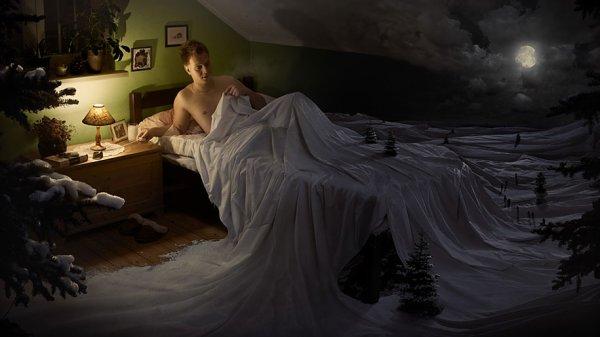 Erik Johansson et ses photographies de Mondes Imaginaires
