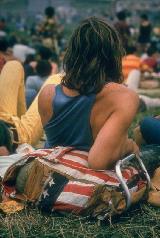 Woodstock replongez dans le festival avec ces clichés magnifiques