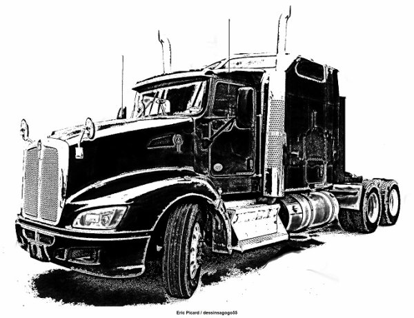 Kenworth T660