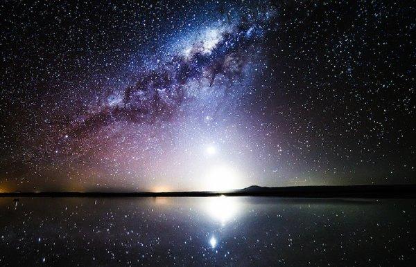 Nicholas Buer : Photographies Spectaculaires qui Retransmettent L'essence de L'Univers